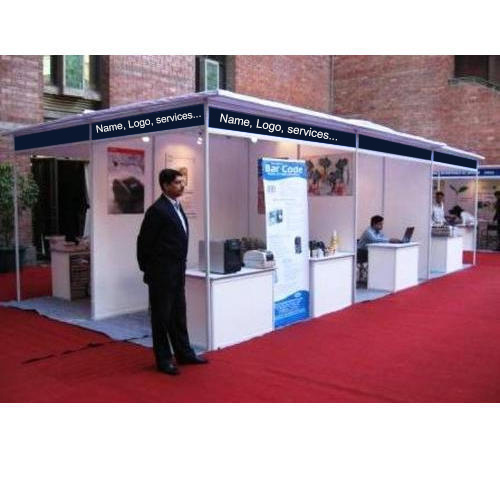Exhibition Stall Rental : A led events furniture exhibition stall fabricator hitech light